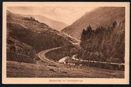 9792 - Alte Ansichtskarte - Steinachtal Im Fichtelgebirge - Himml - N. Gel TOP - Bayreuth