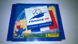 FRANCE 98,1 Bustina Con Figurine  Panini Rara - Panini