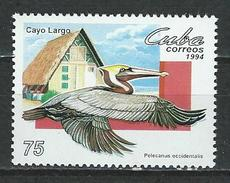 Kuba Mi 3778 ** MNH Pelecanus Occidentalis