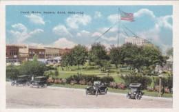 Oklahoma Enid Court House Square