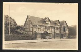 Shakespeares Birthplace ENGLAND Unused C1920s STK#94047 - Stratford Upon Avon
