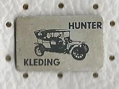 HUNTER KLEDING.Cars Pin - Mercedes
