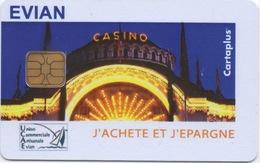 Casino Royal Evian : Cartaplus : J'achète Et J'épargne - Casino Cards