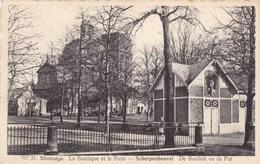 Scherpenheuvel, De Basiliek En De Put (31981) - Scherpenheuvel-Zichem