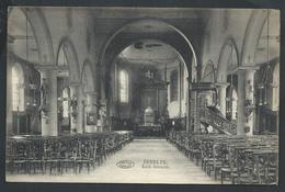 +++ CPA - DEERLYK - DEERLIJK - Kerk- Binnem  // - Deerlijk
