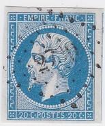 N° 14 A     PC  2739   ROUFFACH   /  HAUT-RHIN   -     LOT 12118  INDICE 5 - 1853-1860 Napoleon III