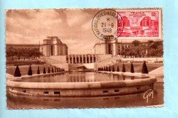 Assemblée Générale Des Nations -Unies - Paris - 21/09/1948. (39285) - ....-1949