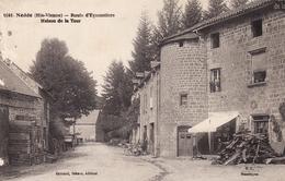 NEDDE Route D´Eymoutiers  Maison De La Tour  Correspondance De Negrémont - Francia