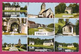 TRELLY  50  ( MULTIVUES  ) - Saint Pierre Eglise