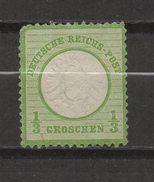 P535.GERMANY-1872-1874. MI: #2- MNG- SPACEFILLER.SEE SCAN. CAT VAL: EUR 600