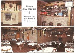 Tremelo - Ristorante Chez Peppino, Kruisstraat 115, Tremelo - Tremelo