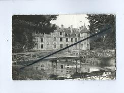 CPSM Très Abîmée -  Serquigny (Eure)  - Le Grand Château - Serquigny