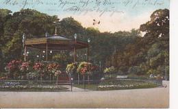 AK Metz - Musikpavillon Auf Der Esplanade - Stempel Kaiser-Pavillon - 1913 (26823) - Lothringen