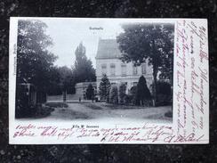 """!!! """"OOSTMALLE.- Villa Mme Janssens."""" (Vorsselmans, Brecht) !!! Perfecte Kaart (verstuurd 1905) ! - Malle"""