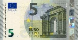 EUROPEAN MONETARY UNION 5 EURO ND P-20n UNC CODE LETTER: N [EU108n3] - 5 Euro