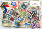 Lot 500 Timbres Europe Ouest - Timbres