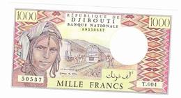 Djibouti 1000 1.000 Francs 2005 - UNC - Djibouti