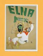 CPM   SERIE ARTS MENAGERS - N°13    ELNA - Advertising