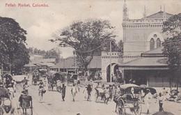 SRI LANKA---COLOMBO---pettah Market-----voir 2 Scans - Sri Lanka (Ceylon)