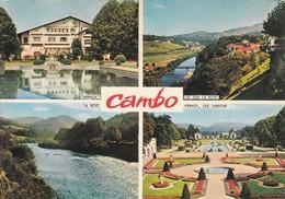64----CAMBO LES BAINS---multivues---voir 2 Scans - Cambo-les-Bains