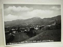 SONGAVAZZO   -- BERGAMO  -- PANORAMA  -SULLO SFONDO VEDUTA DI CLUSONE - Bergamo