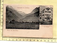 Gruss Aus Partschins BZ - PRIMO 900 - Fp - Bolzano (Bozen)