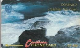 Dominica - L'escalier Tete Chien - 6CDMC