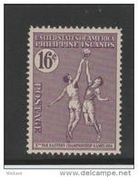 Phi 1934,  PHILIPPINEN - Basketball ** - Philippinen
