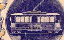 TRAMWAYS Et CHEMINS De FER 1902  #24012 - Railway & Tramway