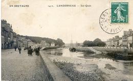 29 - Landerneau - Les Quais - Landerneau