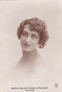 Les Plus Belles Femmes De Belgique - Salomé - PC Paris - Mujeres