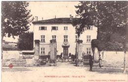 Montmerle Sur Saone Hotel De Ville - Autres Communes