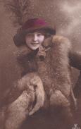 Femme Chapeau - Neige - GLco 4320/5 - Women