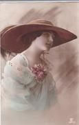 Femme Avec Chapeau - GLco 3971/1 - Women