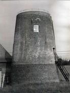 HUISE - Zingem (O.Vl.) - Molen/moulin - Historische Opname (1979) Van De Romp Van De Clementsmolen - Prentkaart 10x14 Cm - Zingem