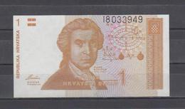 Republika Hrvatska - Croatia 1 Dinar UNC - Croatia