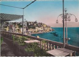 """G , 13 , MARSEILLE , Promenade De La Corniche ; Le Prophète Vu De La Terrasse De La """"Réserve"""" - Endoume, Roucas, Corniche, Beaches"""