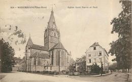 WISSEMBOURG - église Saint Pierre Et Paul.. - Wissembourg