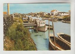 CPSM BOUIN (Vendée) - Le Port Ostréicole Des Brochets - Francia