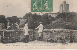 17 / 1 /  321  -     GISORS  -  Vue Prise De La Plate-forme De La Tour Du Prisonnier - Gisors