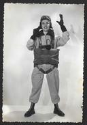 Colette DUVAL Avant Un Saut à Ouverture Retardée (Legendre) - Paracaidismo