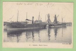 CALAIS : Bassin Carnot. 2  Scans. Edition B F - Calais