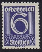 Austria **Mi#452a Definitives 1925 - Ungebraucht