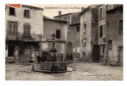 D 63 CHANONAT . La Place - France