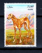 Algeria 1983,1V,dogs,honden,hunde,chiens,perros,cani,MNH/Postfris(A3084) - Perros