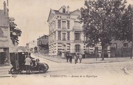 CARTE POSTALE   PIERREFITTE 93  Avenue De La République - Pierrefitte Sur Seine