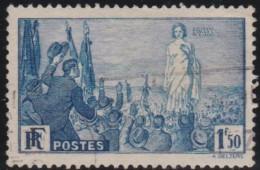 France   .          Yvert       .     328         .             O            .              Oblitéré - Frankrijk