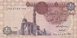 EGITTO  1 PAUND   FDS - Egitto