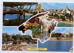 PORTO CRISTO  CARTE MULTIVUES - España