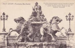 69 - LYON - Fontaine Bartboldi - Lyon